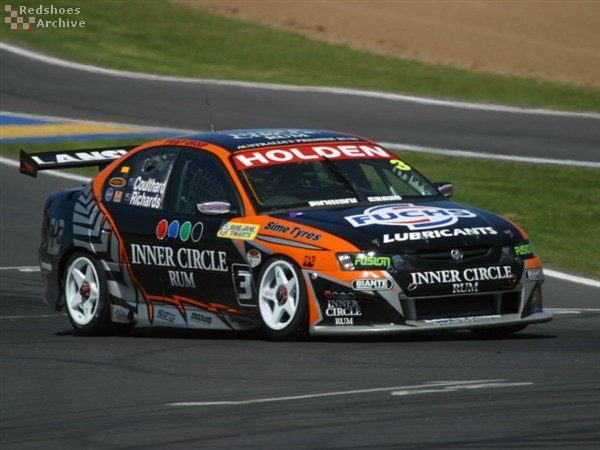 James Richards / Fabian Coulthard