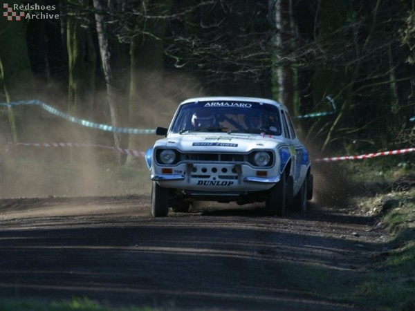 Ray Bellm / Mark Solloway - Ford Escort RS1600