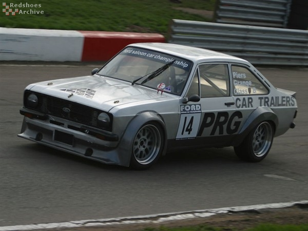Piers Grange - Ford Escort RS2000
