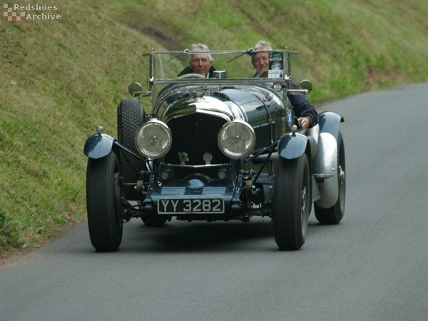 Bentley Derby Special