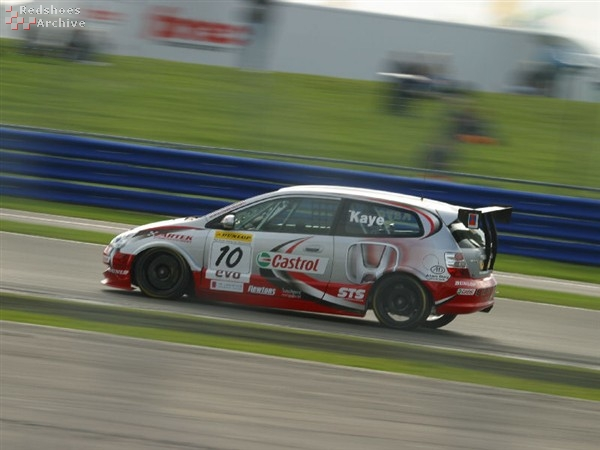 James Kaye - Honda Civic Type-R