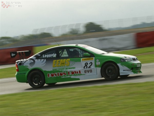 Fiona Leggate - Vauxhall Astra Coupe