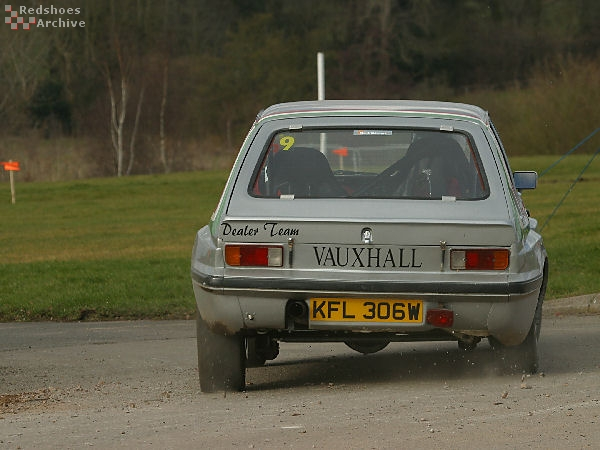 Vauxhall Chevette RS