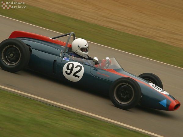 Don Thallon - Cooper T56