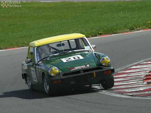 Steve Franklin - MG Midget