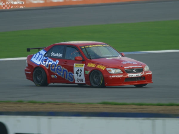 Chris Stockton - Lexus IS200