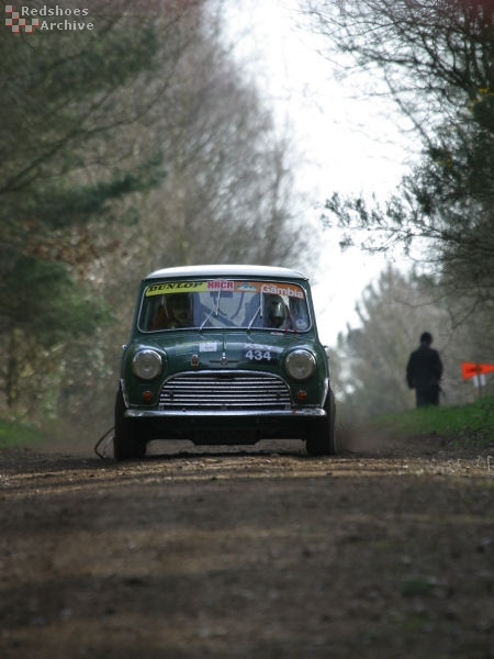 Terry Cree / Richard Stores - Mini Cooper S