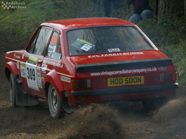 Terry Brown / Paul Willetts - Ford Escort