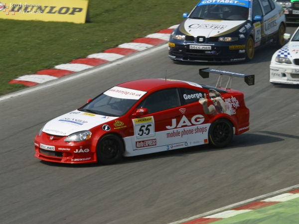 John George - Honda Integra