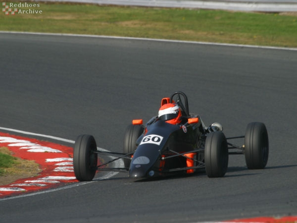 David Franklin - Van Diemen RF90