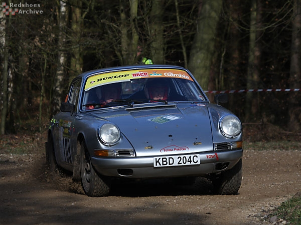 Philip Smith / Barbara Smith - Porsche 911