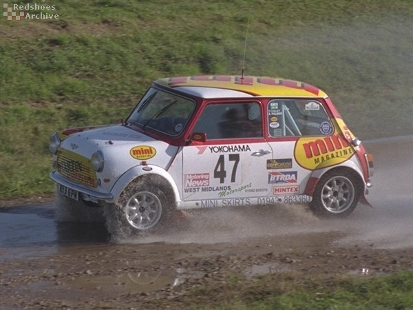 Terry Colley - Mini Cooper 1.3