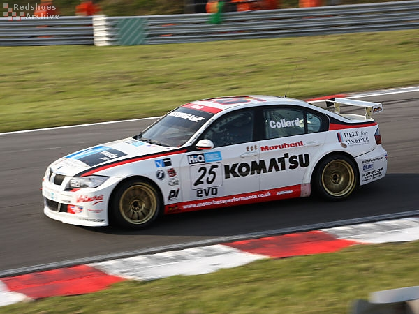 Rob Collard - BMW 320is