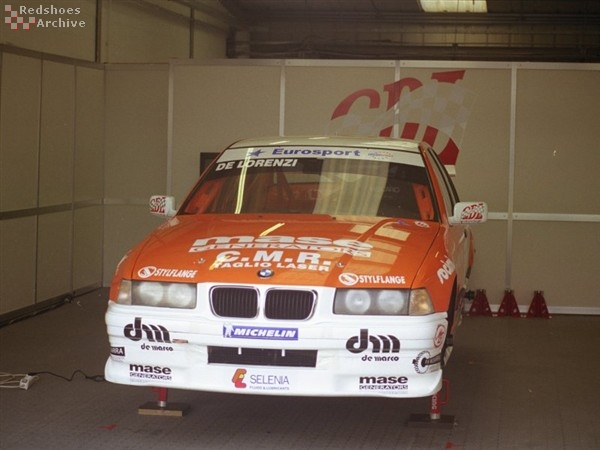 GDL Racing BMW 320
