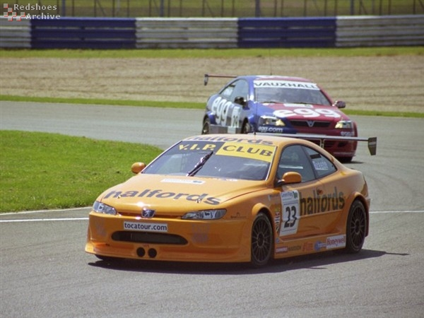 Carl Breeze - Peugeot 406