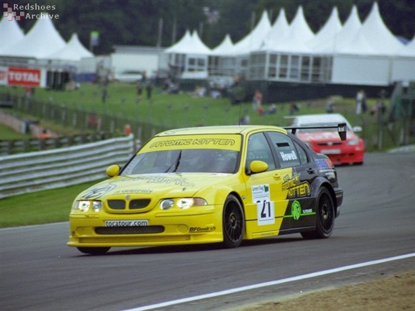Gareth Howell - MG ZS