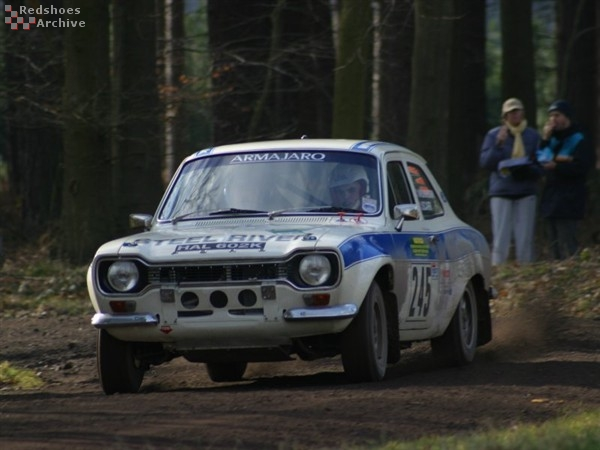 Keith Scarr / Michael Wilkinson - Ford Escort RS1600