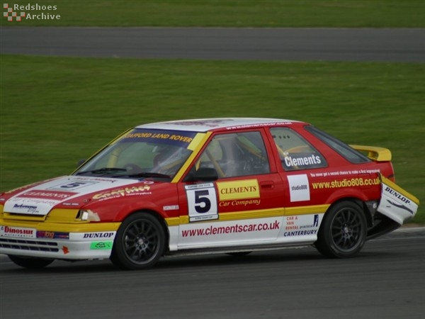 Dean Clements - Rover 216 GTi