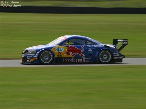 Mattias Ekstrom - Playstation 2 Red Bull Abt-Audi