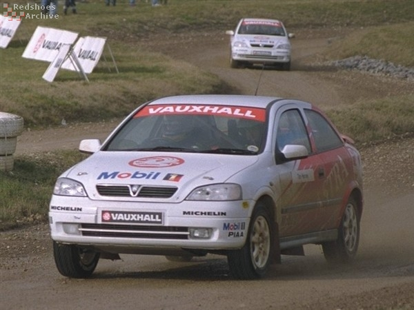 Tim Harvey - Vauxhall Astra