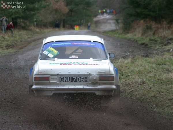 Ray Bellm / Marc Jones - Ford Escort RS1600