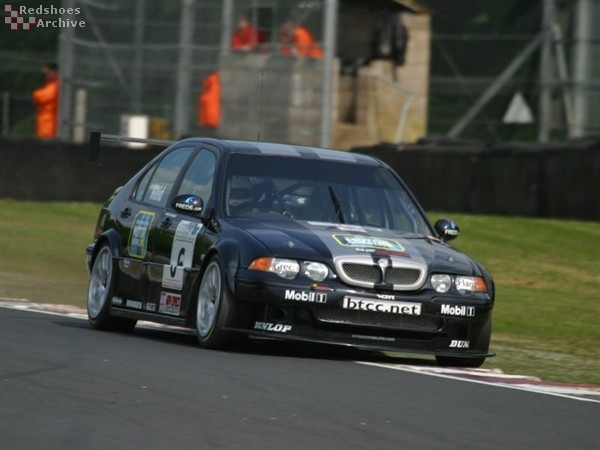 Anthony Reid - MG ZS