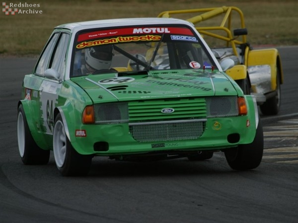 Andy Wickens - Ford Escort XR3